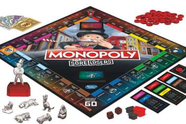 Best Board Games – Fun Games Suitable For Kids & Adults Players