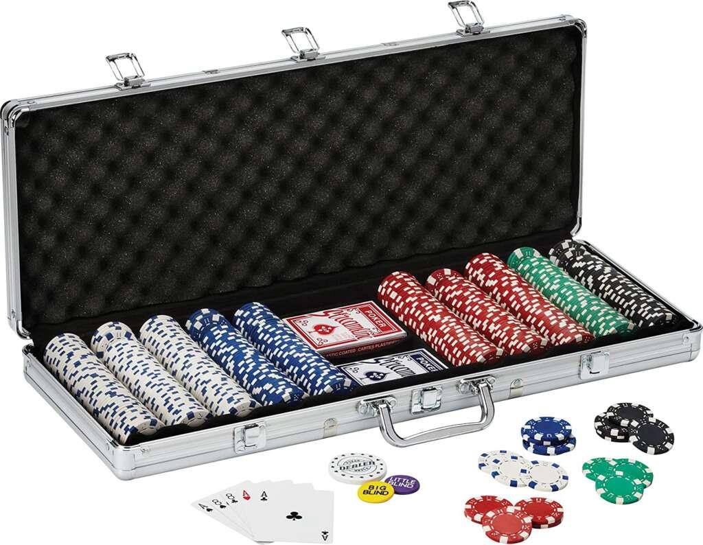 Best Overall-Fat Cat 11.5 Gram Texas Hold 'em Claytec Poker Chip