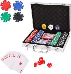 Poker Chip Set for Beginners