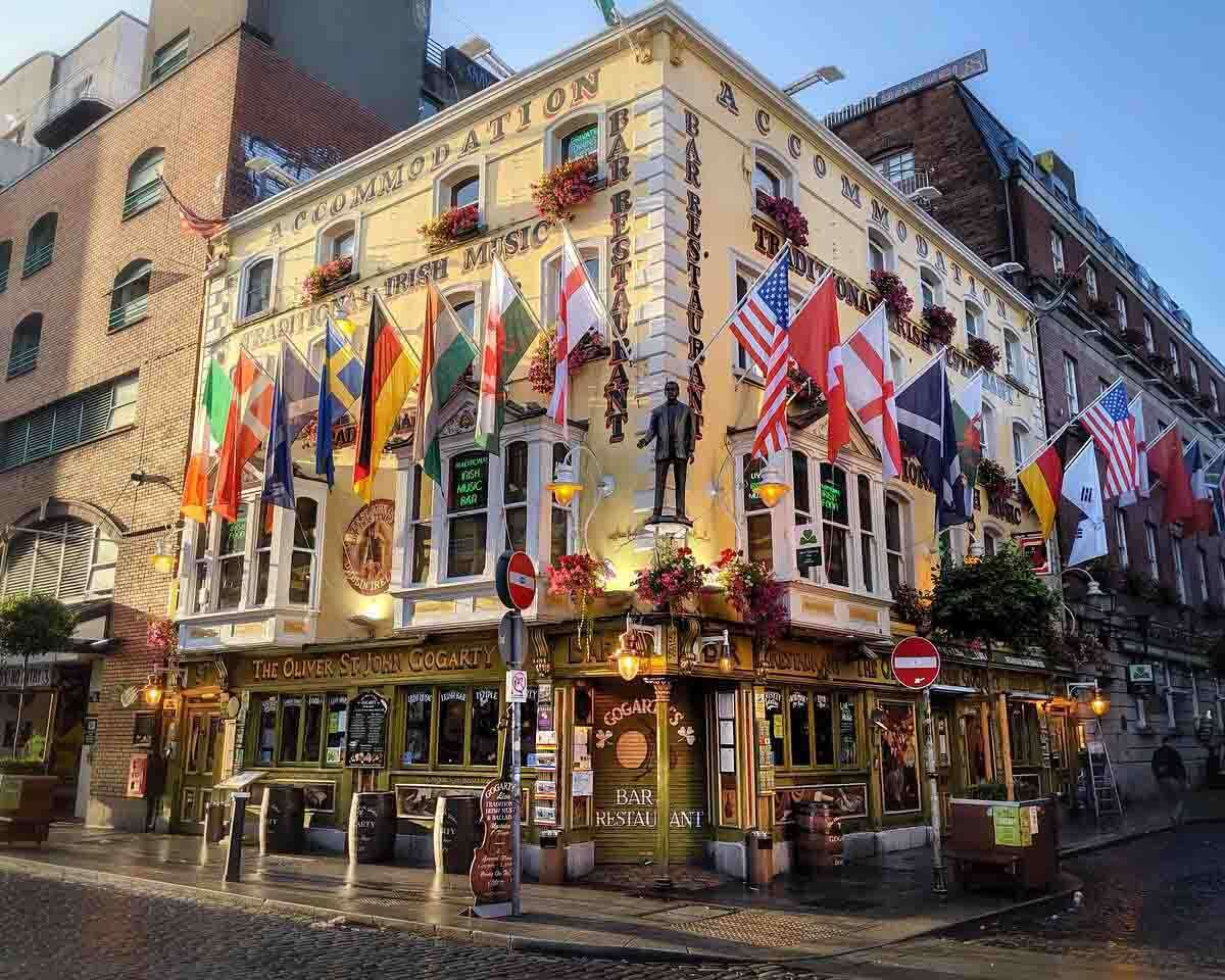 Ireland Trivia Questions and Answers